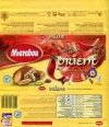 Marabou orient, milk chocolate with dadlar and pistage, 180g, 02.05.2011, Kraft Foods Sverige, Angered, Sweden