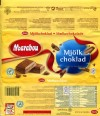Marabou, milk chocolate, 200g, 09.01.2012, Kraft Foods Sverige, Sweden