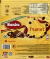 Marabou, Peanut, milk chocolate with nuts, 185g, 20.05.2013, Kraft Foods Sverige, Mondelez International, Sweden