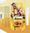 Laima milk chocolate with orange and raspberry taste filling, 100g, 26.07.2006, Laima, Riga, Latvia