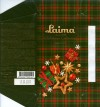 Christmas collection, milk chocolate Laima, 100g, 21.09.2007, AS Laima, Riga, Latvia