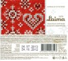 Season's greetings, milk chocolate, 20g, 24.10.2012, Laima, Riga, Latvia
