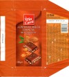 FinCarre, milk chocolate with nuts, 100g, 30.07.2009, Lidl Stiftung&Co.KG, D-74167 Neckarsulm, Germany