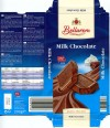 Bellarom, milk chocolate, 200g, 18.05.2012, Lidl Stiftung&Co.KG, Neckarsulm, Germany