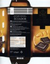 Finest dark chocolate from Arriba Cocoa Beans with orange, Ecuador, 125g, 09.08.2016, Lidl Stiftung&Co.KG, Neckarsulm, Germany