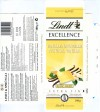 Excellence,white chocolate, 100g, 10.2005, Lindt & Sprungli, Kilchberg, Switzerland