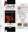 Dark chocolate with pomegranate, 100g, 02.2015, Lindt & Sprungli AG, Kilchberg, Switzerland