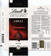 Dark chocolate with chilli extract, 100g, 28.02.2014, Lindt & Sprungli AG, Kilchberg, Switzerland