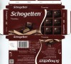 Schogetten, filled chocolate with Tiramisu, 100g, 05.2014, Ludwig Schocolade GmbH&Co.KG, Saarlouis, Germany