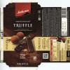 Dark chocolate with truffle filling, 100g, 06.12.2013, Malbi Foods, Dnipropetrovsk, Ukraine