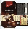 Dark chocolate with Tiramisu filling, 100g, 01.01.2014, Malbi Foods, Dnipropetrovsk, Ukraine