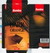 Premium, dark orange chocolate, 100g, 16.06.2004