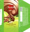 Mio Delizzi ,milk chocolate with peanuts, 100g, 09.09.2013, Made in Poland for Maxima Group, UAB