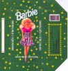 Barbie, milk chocolate with nuts, 100g, 05.1997