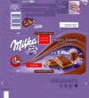 Happy moments, Milka, Alpine milk chocolate with rum cream filling, no alcohol, 100g, 03.04.2007, Kraft Foods Manufacturing GmbH & Co.KG, Bremen, Germany