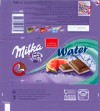 Milka, Alpine milk chocolate with popping candies, 100g, 17.05.2008, Kraft Foods Manufacturing GmbH & Co.KG, Bremen, Germany