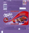 Milka, milk chocolate with Alpine milk and strawberry yoghurt, 100g, 23.07.2008, Kraft Foods Manufacturing GmbH & Co.KG, Lorrach, Germany