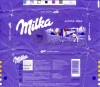 Milka, extrafine milk chocolate with Alpine milk, 100g, 15.01.1996, Kraft Jacobs Suchard, Lorrach, Germany