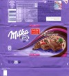 Milka, Cocoa pleasure, cocoa filling with a touch of raspberry, 100g, 09.12.2009, Kraft Foods Deutschland production GmbH & Co. KG., Bremen, Germany