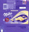 Milka, white chocolate, 100g, 14.02.2012, Kraft Foods Germany, Bremen, Germany