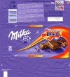 Milka, milk chocolate with pieces of crunchy Daim caramel, 100g, 20.10.2012, Kraft Foods Germany, Bremen, Germany