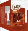 Milk chocolate with rum flavoured filling, 100g, 16.07.2013, ZWC Millano, Przezmierowo, Poland