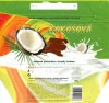 Kokosova, milk chocolate compound with coconut crisps, 100g, 29.08.2007, Millano ZWC, Przezmierowo, Poland