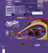 Milka, Confetti, Alpine milk Chocolate with cocoa dragees in a colored sugar layer, 100g, 12.09.2014, Mondelez International, Begium, Mechelen