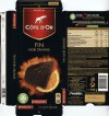 Cote d Or, dark chocolate with orange, 100g. 15.10.2015, Mondelez International, Belgium, Mechelen