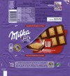 Milka, milk chocolate with LU biscuit, 87g, 24.12.2013, Mondelez International, Germany