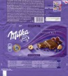 Milka, milk chocolate with raisins and nuts, 100g, 11.10.2014, Mondelez Polska Production sp.z.o.o., Kobierzyce, Poland