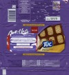 Milka, almpine mik chocolte and TUC cracker, 87g, 29.07.2014, Mondelez Romania S.A., Bucuresti, Romania