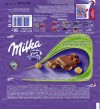 Milka, milk chocolate with whole hazelnuts, 100g, 31.01.2013, Mondelez International, Mondelez Rus, Pokrov, Russia