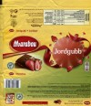Marabou, Jordgubb, milk chocolate with strawberries, 185g, 29.09.2013, Mondelez Sverige, Sweden