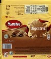 Marabou, Digestive, milk chocolate with cookies, 200g, 22.10.2013, Mondelez Sverige, Sweden