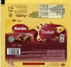 Marabou, Dukat, milk chocolate with nougat filled, 100g, 04.08.2014, Mondelez Sverige, Sweden