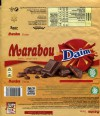 Marabou, Daim, milk chocolate with almondbrittle, 200g, 29.07.2015, Mondelez Sverige, Sweden