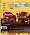 Marabou Helnot, milk chocolate and nuts, 200g, 18.08.2013, Mondelez Sverige, Sweden