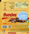 Marabou, salta mandlar, milk chocolate with roasted, caramelized, salted mantels, 200g, 16.06.2017, Mondelez International (Sverige), Sweden