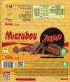 Marabou, Japp, milk chocolate with caramel fudge pieces, 185g, 02.02.2017, Mondelez International (Sverige), Sweden