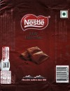 Milk chocolate, 18g, 10.2012, Nestle India LTD, New Delhi, India