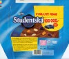 Studentska pecet, milk chocolate with raisins and nuts, 200g, 09.2007, Orion Nestle Cesko s.r.o, Praha, Czech Republic