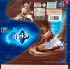 Milk chocolate, 100g, 09.2008, Orion Nestle Cesko s.r.o, Praha, Czech Republic