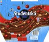 Studentska pecet, dark chocolate with dried cherries, peanuts and jelly pieces, 200g, 08.2009, Nestle Cesko s.r.o, Praha, Czech Republic