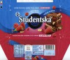 Studentska Pecet, milk chocolate with nuts and berries, 180g, 11.2015, Nestle Cesko s.r.o, Praha, Czech Republic