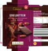 Choco Edition, edelbitter 78% cacao, 125g, 02.2010, made for Netto Marken-Discount AG & Co. KG, Maxhutte-Haidhof, Germany