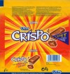 Crispo, milk chocolate with rice crisps, 65g, 24.10.2006, Nidar AS, Trondheim, Norway