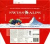 Swiss Alps, milk chocolate with raisins and nuts, 100g, 04.2003, Nogal SA, Aesch, Switzerland
