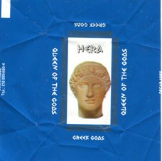 Hera, milk chocolate, 2013, Oscar S.A., Greece