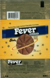 Fever, truffle filled milk chocolate, 50g, 1.1987, Panda chocolate factory, Vaajakoski, Finland